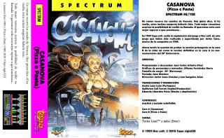 Casanova(TopoSigloXXI)(Spanish) Front