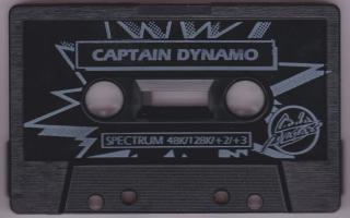CaptainDynamo Tape