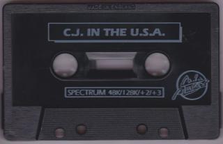 CJInTheUSA Tape