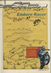 EnduroRacer