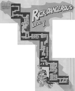 RickDangerous Level1 2