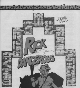 RickDangerous Level2 2