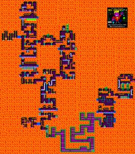 RickDangerous2 Level4