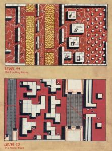 CrackDown Level11+12
