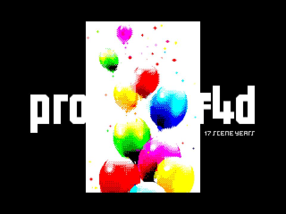 38 balloons
