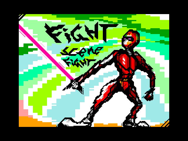 Fight Scene Fight!
