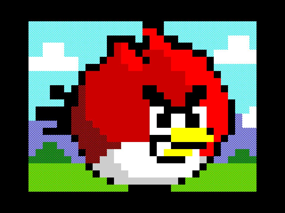 Злая птица