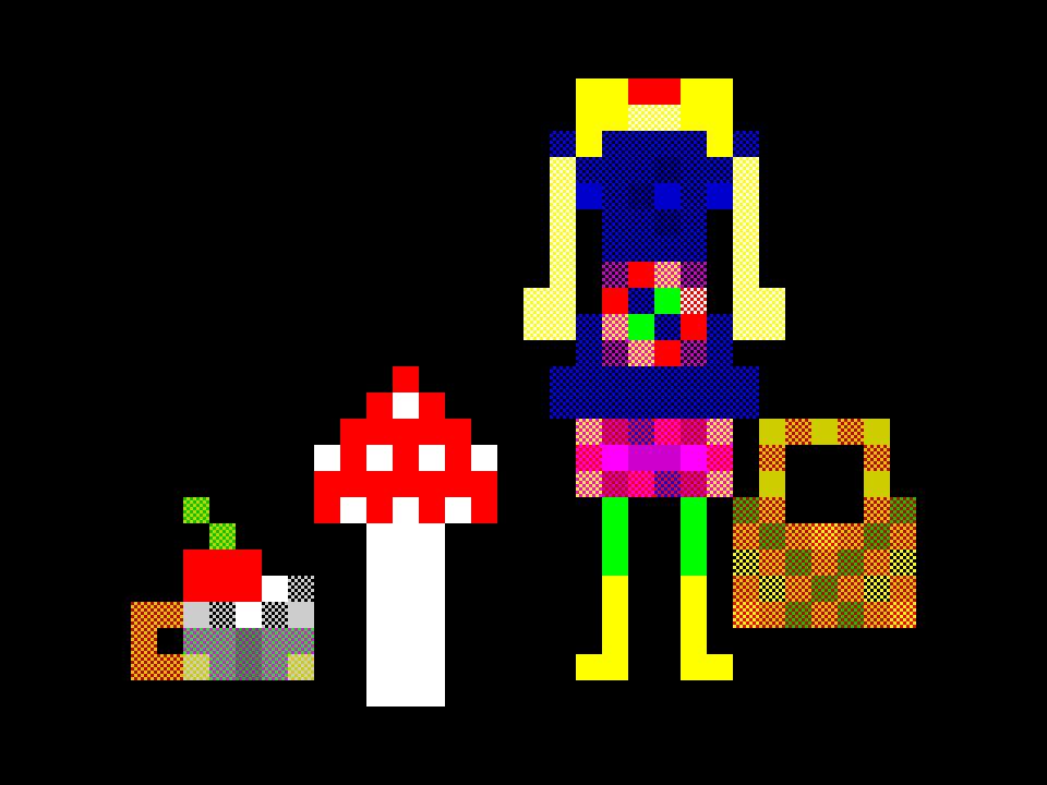 Не ешьте грибы