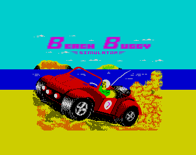 Beach Buggy Simulator (Beach Buggy Simulator)