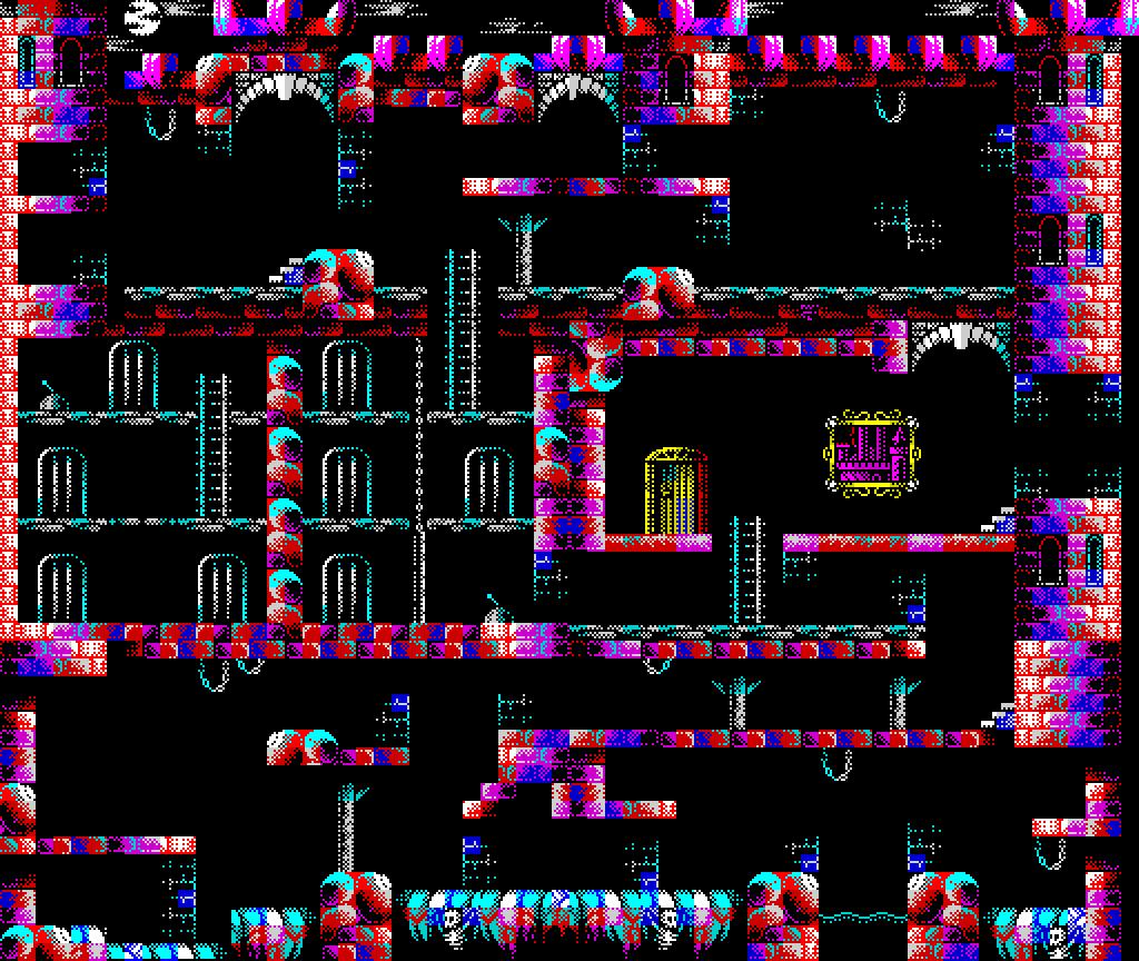 Wonderful Dizzy: The Dreadful Castle