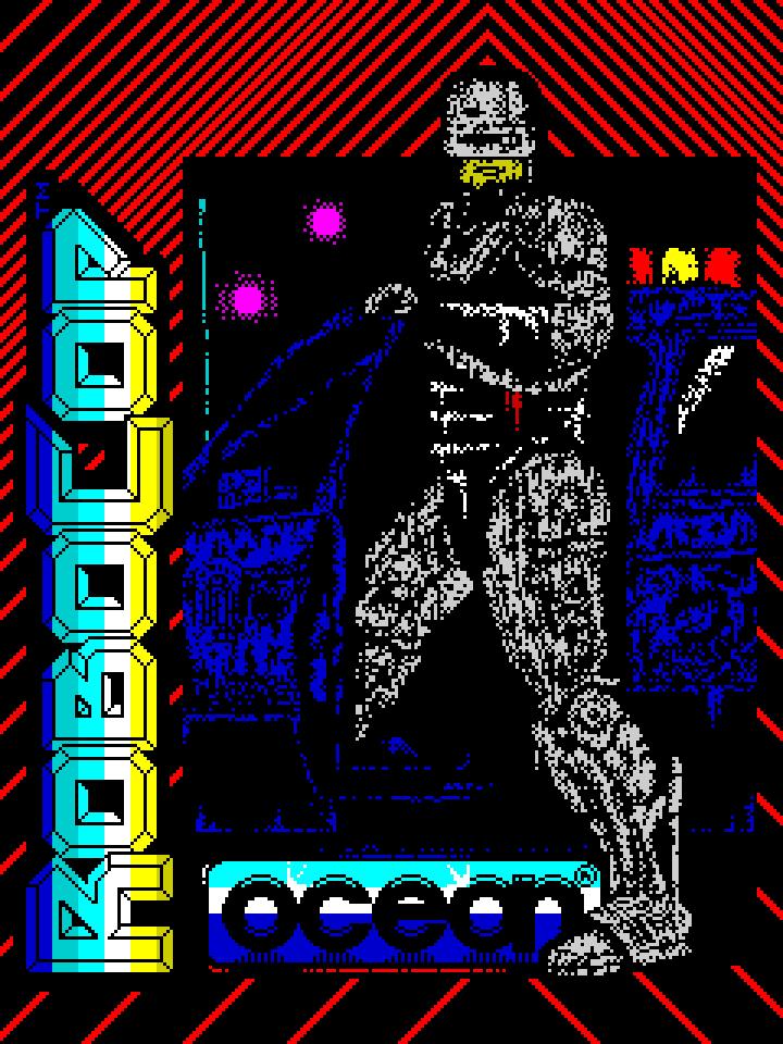 RoboCop - el defensor del futuro (colored)