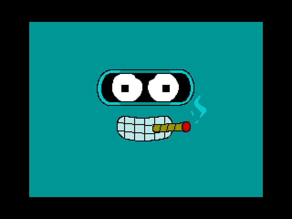 Bender is watching you