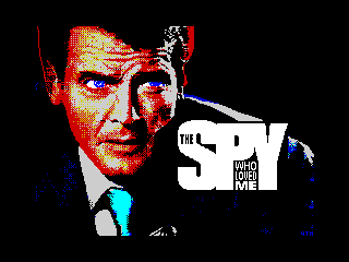 The Spy Who Loved Me (8*1 attributes)  (The Spy Who Loved Me (8*1 attributes) )