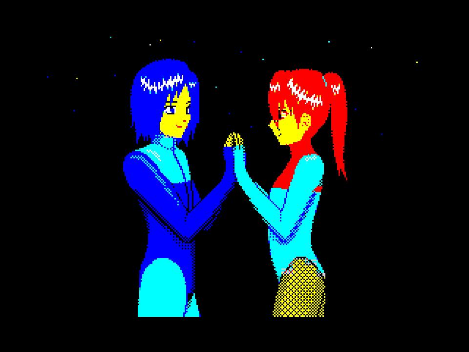 Влюбленные персоНяши аниме