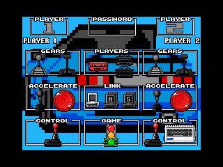 Car Game Panel (Car Game Panel)