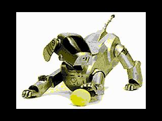 Robot Aibo (Robot Aibo)