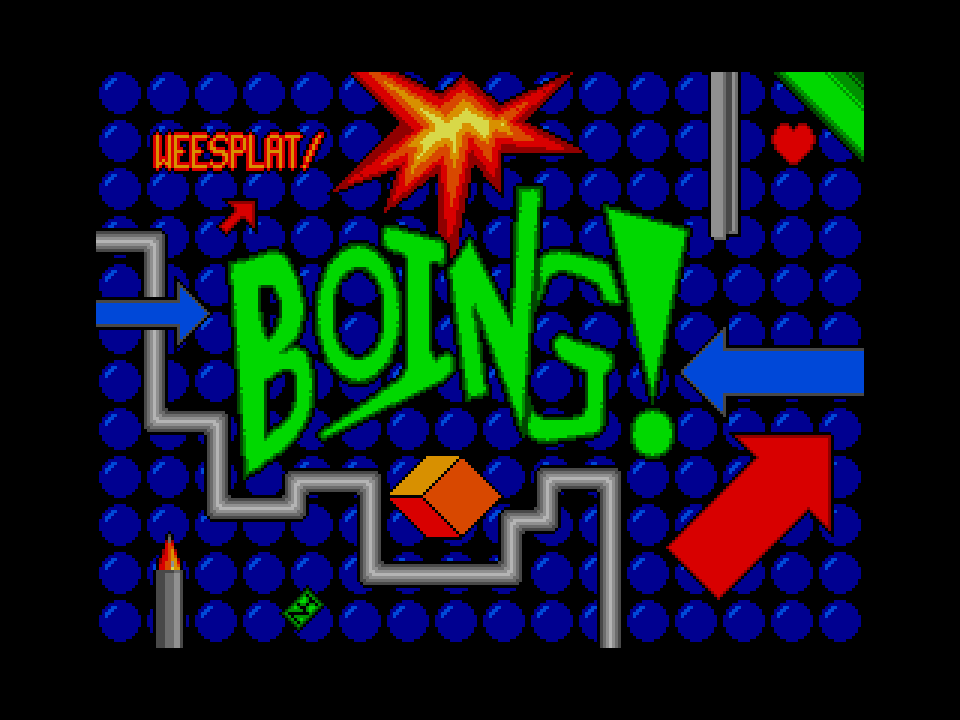 Boing Titlescreen