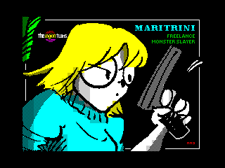 Maritrini, Freelance Monster Slayer (Maritrini, Freelance Monster Slayer)