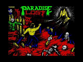 Paradise lost title (Paradise lost title)