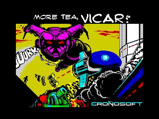 More Tea, Vicar? (More Tea, Vicar?)