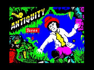 Antiquity Jones (Antiquity Jones)