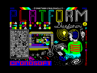 Platform Game Designer (Platform Game Designer)