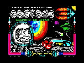 Egghead in Space (Egghead in Space)