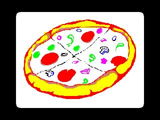 Pizza  (Pizza )