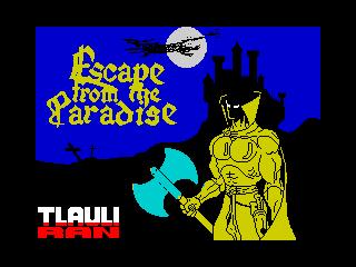 Escape from the Paradise (Escape from the Paradise)