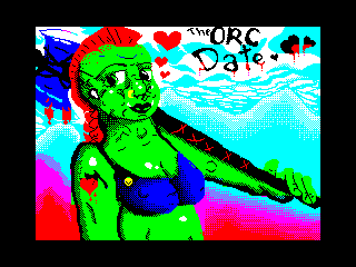 The Orc Date  (The Orc Date )