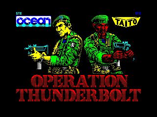 Operation Thunderbolt (Operation Thunderbolt)