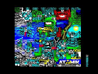 Freddy Frog Spectrum o vision (Freddy Frog Spectrum o vision)