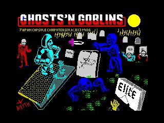 Ghost 'n Goblins (Ghost 'n Goblins)