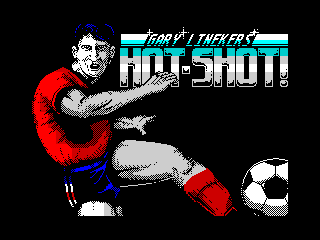 Gary Lineker's Hot-Shot! (Gary Lineker's Hot-Shot!)