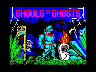 Ghouls 'n' Ghosts (Ghouls 'n' Ghosts)