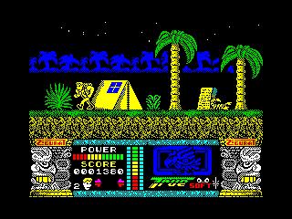 Jungle Warrior (Jungle Warrior)