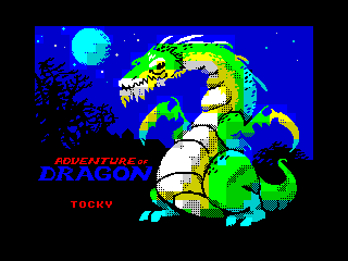 Adventure of dragon (Adventure of dragon)