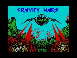 Gravity Wars (Gravity Wars)