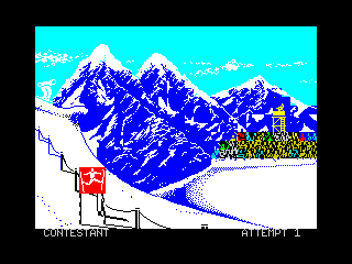 Winter Games 3 (Winter Games 3)