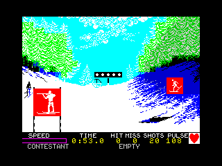 Winter Games 8