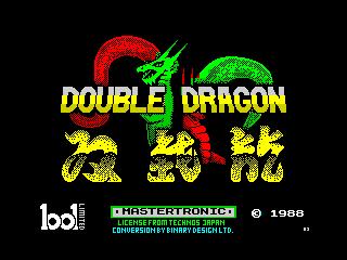 Double Dragon (Double Dragon)