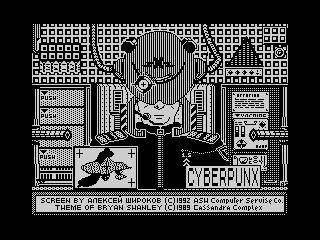 Cyberpunx (Cyberpunx)