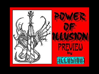 Power Of Illusion preview 01 (Power Of Illusion preview 01)