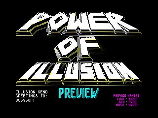 Power Of Illusion preview 02 (Power Of Illusion preview 02)