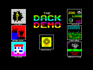 The Dack Demo (The Dack Demo)