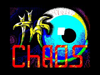 The Chaos Eye (The Chaos Eye)