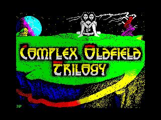 Complex Oldfield Trilogy (Complex Oldfield Trilogy)