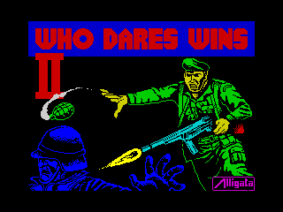 Who Dares Wins II (Who Dares Wins II)