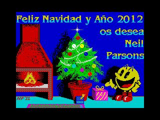 Feliz Navidad 2012 (Feliz Navidad 2012)