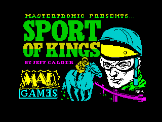Sport of Kings (Sport of Kings)